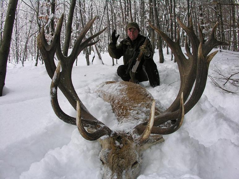 HUNTING TOURISM IN BULGARIA